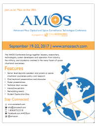 2017 AMOS Conference Announcement