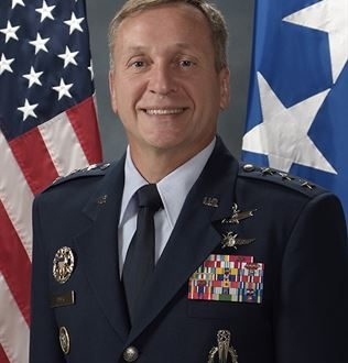 Lt Gen David J Buck