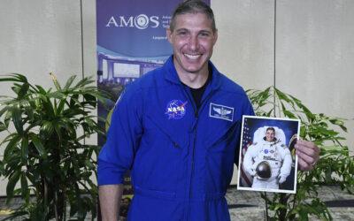 Astronaut speaks to Hawaii STEM students
